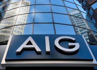 Le siege d'AIG