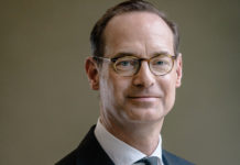 Oliver Bäte, PDG du groupe Allianz