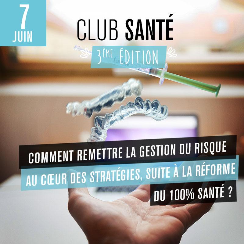 Club Santé - 3ème édition