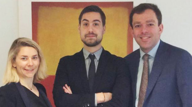 L'équipe gestion de crise d'AGCS region Mediterranee