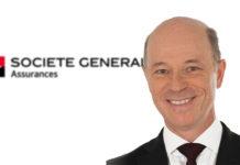 Philippe Perret, directeur général de Société Générale Assurances