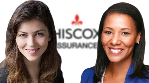 Deux nominations chez Hiscox Assurances