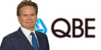 Richard Pryce, DG De QBE International