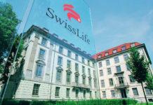 Les locaux de Swiss Life