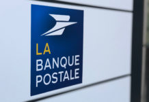 Le siege de La Banque Postale