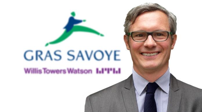 Arnauld Dujardin devient directeur IARD de Gras Savoye Nord