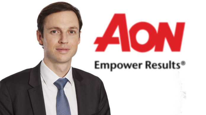 Stephane dumas evolue chez Aon France