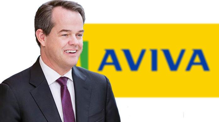 Maurice Tulloch, directeur général du groupe Aviva