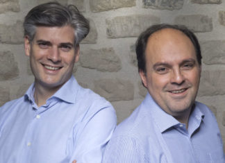 lorian Reinaud et Georges Aoun, fondateurs de Concilio