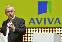 Patrick Dixneuf, directeur general d'Aviva France
