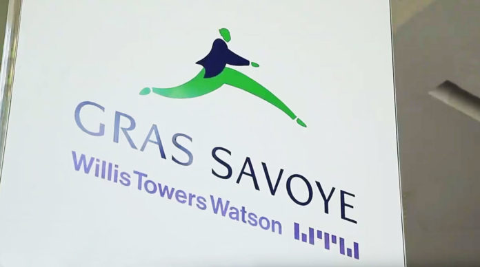 Gras savoye Willi Towers Watson France