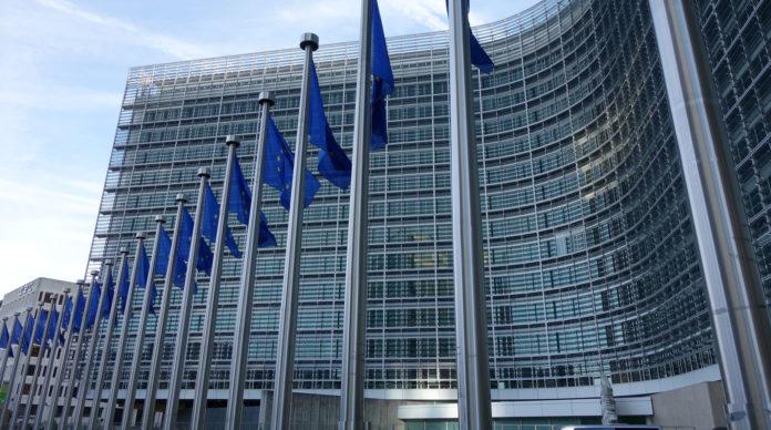 Le siège de la commission européenne