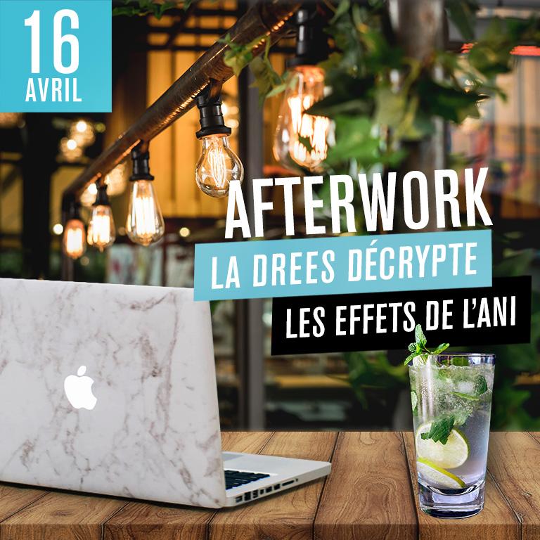 Afterwork : la DREES décrypte les effets de l'ANI