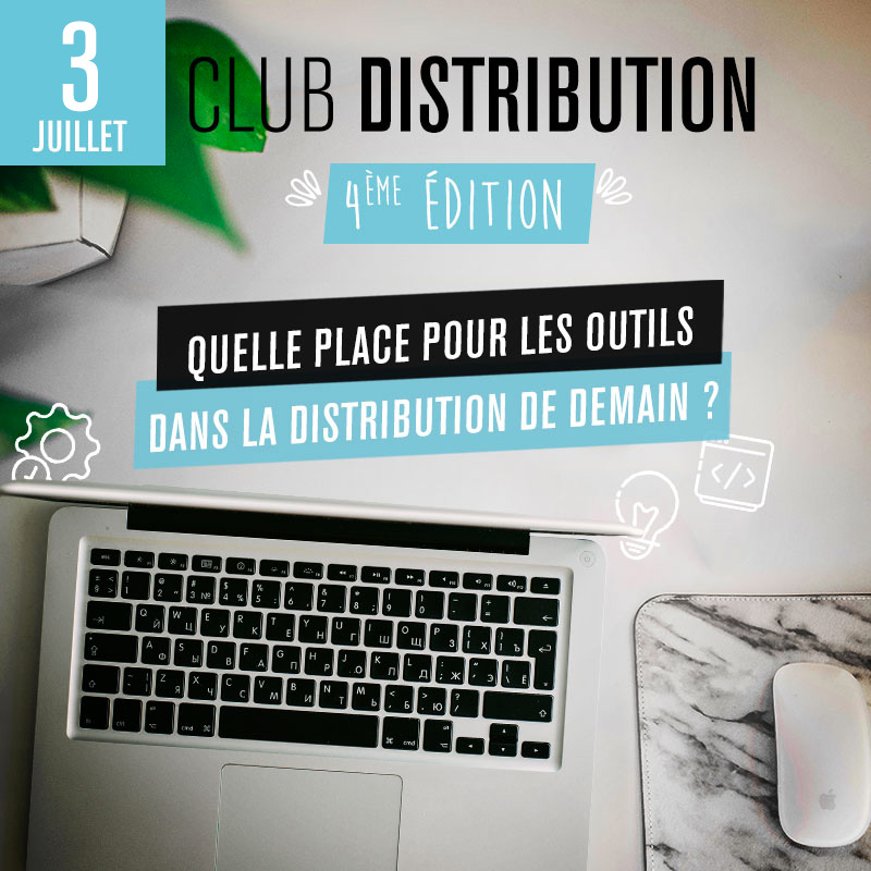 Club Distribution - 4ème édition