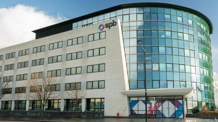 L'immeuble de SPB au Havre