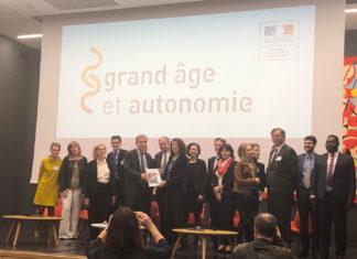 Remise du rapport sur le grand âge et la perte d'autonomie