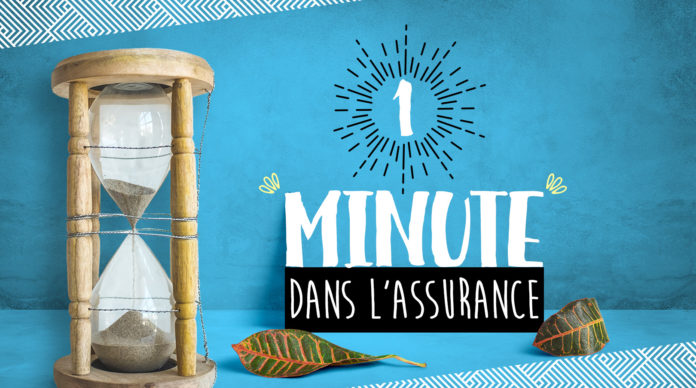 Minute dans l'assurance
