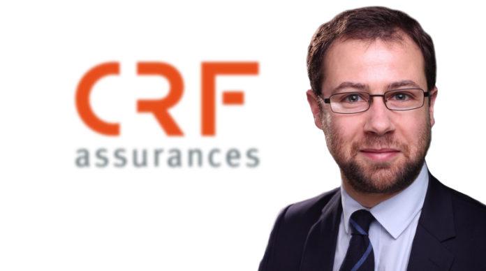 Ghislain de Villenaut rejoint CRF