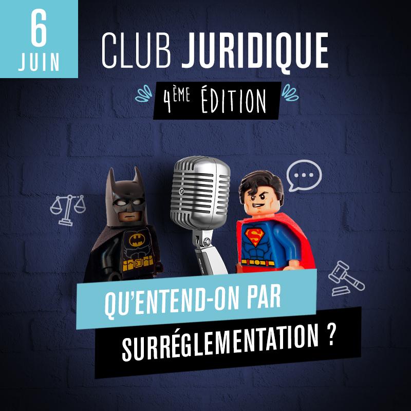 Club Juridique - 4ème édition