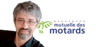 Patrick Jacquot, PDG de la Mutuelle des motards