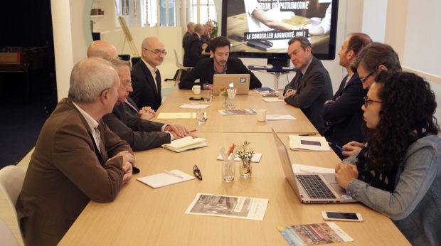 Cercle LAB: Retour sur la 2e réunion du club épargne gestion de patrimoine [2018/19]