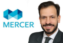 Vincent Harel, CEO de Mercer