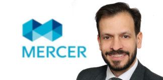 Vincent Harel, CEO de Mercer
