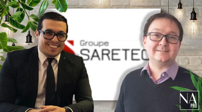 Deux nouveaux directeurs chez Saretec