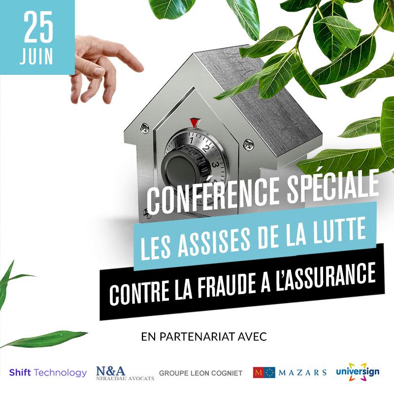 Les Assises de la lutte contre la fraude à l'Assurance - un événement exceptionnel