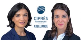 Eulalia Santos et Lora Neto rejoignent Ciprés Assurances/Axelliance