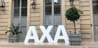 Le siège du groupe Axa