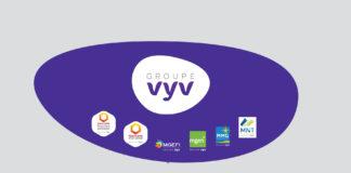 Les mutuelles du groupe Vyv en 2018