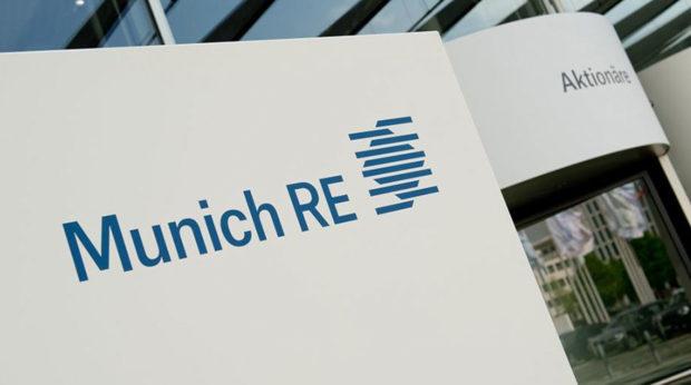 Résultats 2020 : Le bénéfice de Munich Re fond de moitié
