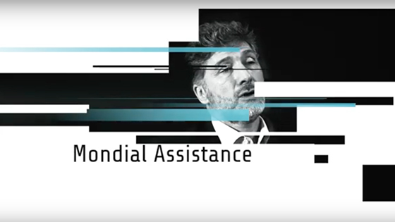 Poster Video Mondial Assistance