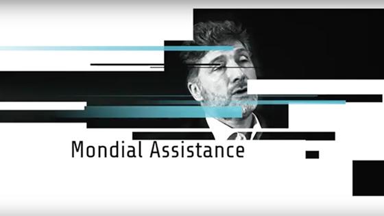 Vidéo de Mondial Assistance