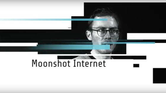Vidéo de Moonshot-Internet