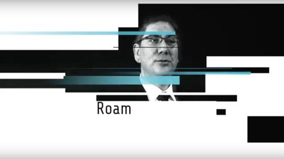 Poster Video Roam