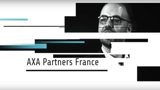 Poster Video AXA Partners