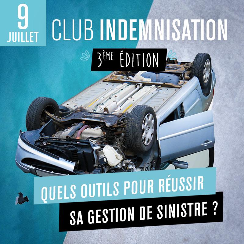 Club Indemnisation - 3ème édition