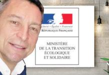 Frédéric Mortier, délégué interministériel aux risques majeurs