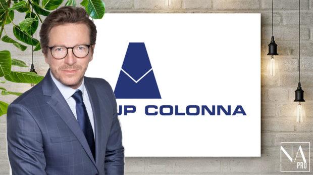 Nomination : Un nouveau directeur commercial chez Colonna