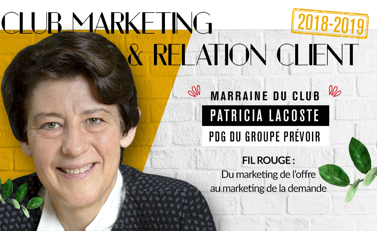 Club Marketing et relation client