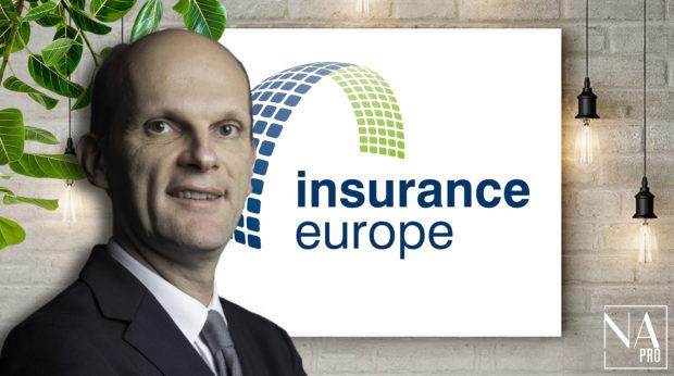 Nomination : Frédéric de Courtois nommé Vice-Président d'Insurance Europe