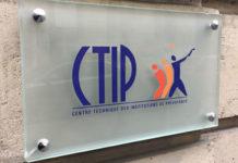 Façade du CTIP