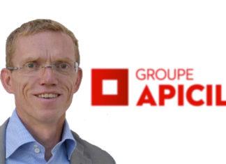 Thomas Perrin, directeur général délégué d'Apicil
