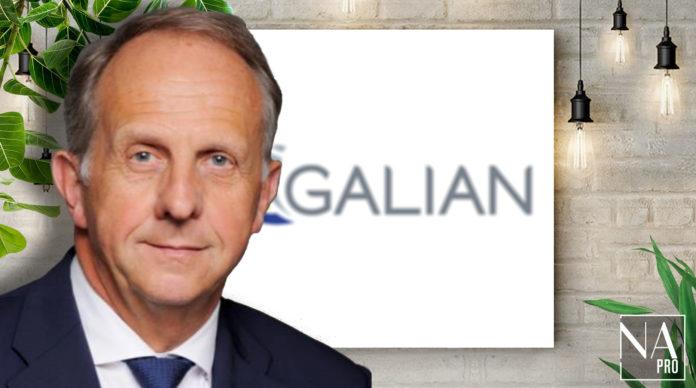 Gérard Col, président de Galian