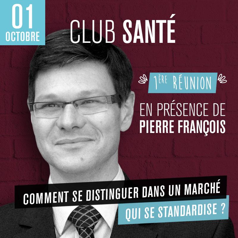 Club Santé - 1ére réunion