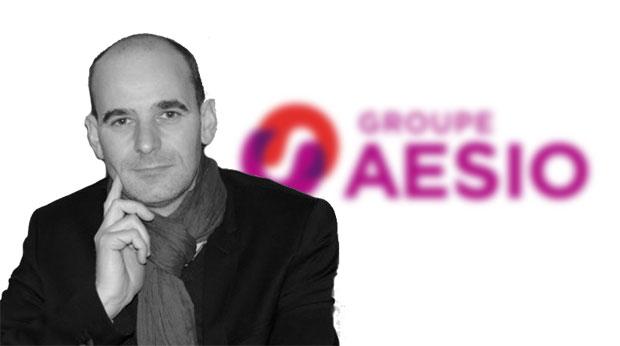Yves Champain, DAF d'Aésio