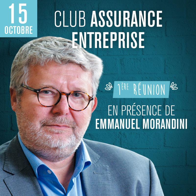 Club Assurance Entreprise - 1ère réunion