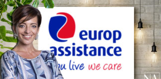 Christina Anagnostopoulou, DRH du groupe Europ Assistance